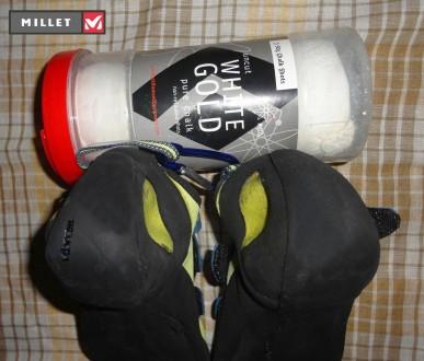 Новые скальные туфли Millet Myo Sulfure  Назначение: техническое скалолазание, . Ровно, Ровненская область. фото 5