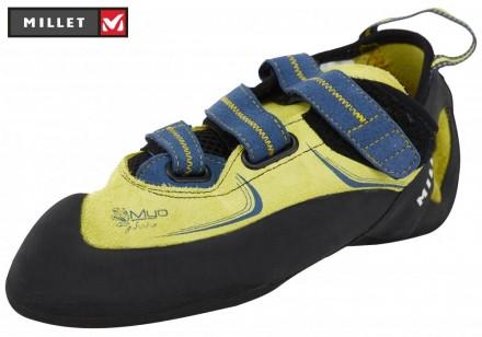 Новые скальные туфли Millet Myo Sulfure  Назначение: техническое скалолазание, . Ровно, Ровненская область. фото 7