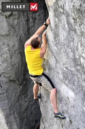 Новые скальные туфли Millet Myo Sulfure  Назначение: техническое скалолазание, . Ровно, Ровненская область. фото 1