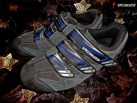 Велотуфли Specialized Body Geometry Comp MTB Shoe шипами 98А. Ровно. фото 1