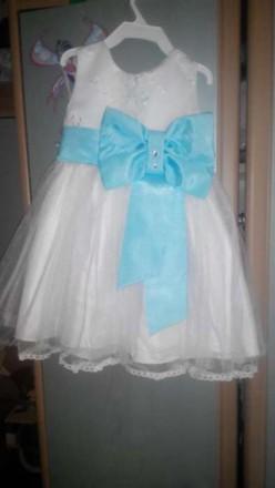 Нарядное платье. Славянск. фото 1
