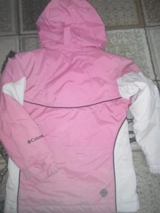 Продам термо куртку Columbia.Оригинал.Весна, осень и теплая зима.Для девочки,роз. Славянск, Донецкая область. фото 5