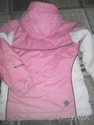 Продам термо куртку Columbia.Оригинал.Весна, осень и теплая зима.Для девочки,роз. Славянск, Донецкая область. фото 1