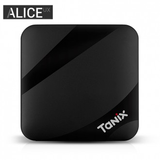 Смарт тв приставка Tanix TX3 Max S905W 2Gb/16Gb Android 7.1. Краматорск. фото 1