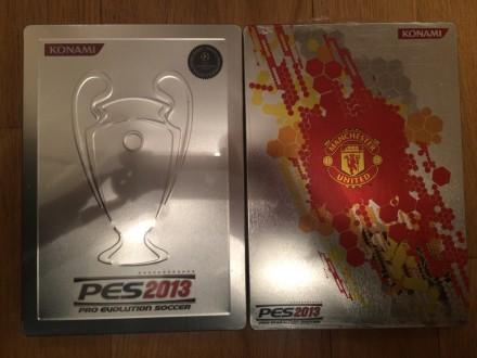 PES 2013 PS3 стилбук (игра) & Коллекционные стилбуки PS3 ( без игр ). Львов. фото 1
