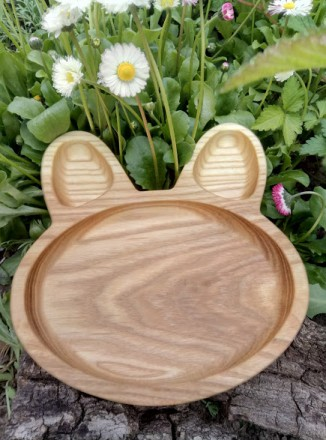 Красивая,оригинальная и безопасная посуда для детей из дерева. Вся детская посу. Харьков, Харьковская область. фото 6