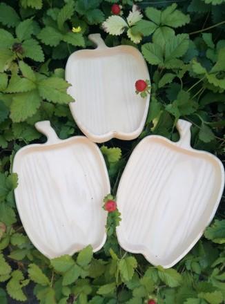 Красивая,оригинальная и безопасная посуда для детей из дерева. Вся детская посу. Харьков, Харьковская область. фото 8