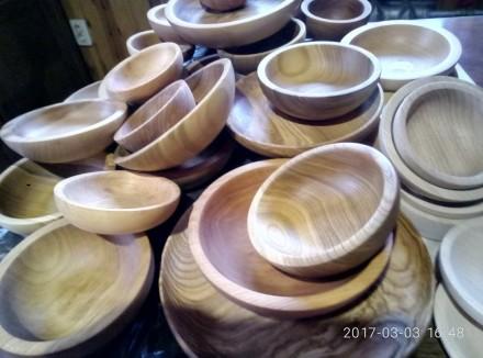 Красивая,оригинальная и безопасная посуда для детей из дерева. Вся детская посу. Харьков, Харьковская область. фото 10