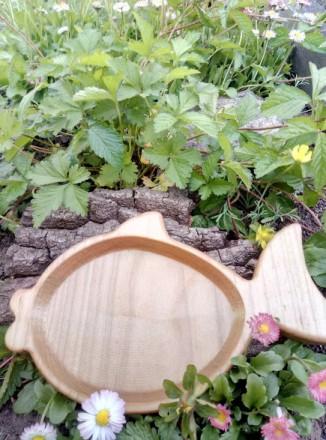 Красивая,оригинальная и безопасная посуда для детей из дерева. Вся детская посу. Харьков, Харьковская область. фото 7