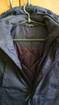 Куртка Парка для мальчика в идеальном состоянии. Носилась аккуратно. Размер -146. Долинская, Кировоградская область. фото 4