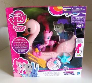 оригинал компании Hasbro, США My Little Pony Friendship is Magic Pinkie Pie Row. Херсон, Херсонская область. фото 6