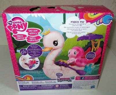оригинал компании Hasbro, США My Little Pony Friendship is Magic Pinkie Pie Row. Херсон, Херсонская область. фото 12