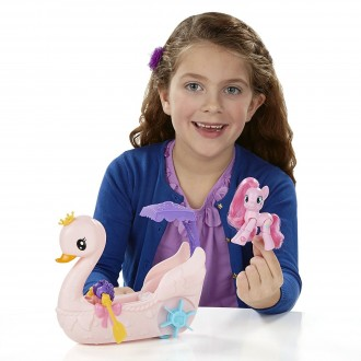 оригинал компании Hasbro, США My Little Pony Friendship is Magic Pinkie Pie Row. Херсон, Херсонская область. фото 3