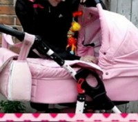Универсальная коляска Tako Jumper X - очень элегантная, не тяжелая,  достоинств. Славянск, Донецкая область. фото 4
