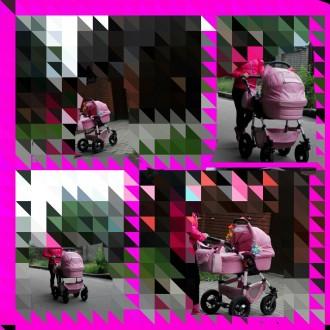 Универсальная коляска Tako Jumper X - очень элегантная, не тяжелая,  достоинств. Славянск, Донецкая область. фото 3