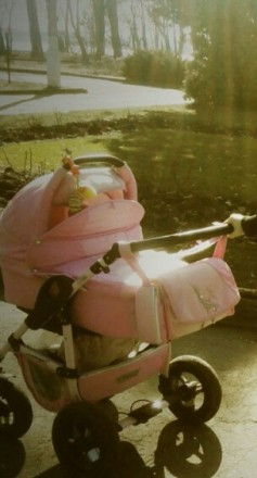 Универсальная коляска Tako Jumper X - очень элегантная, не тяжелая,  достоинств. Славянск, Донецкая область. фото 5