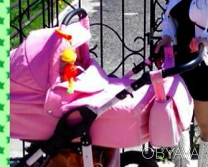Универсальная коляска Tako Jumper X - очень элегантная, не тяжелая,  достоинств. Славянск, Донецкая область. фото 1