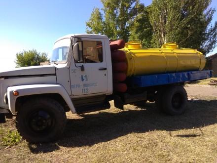 Продам ГАЗ-53(молоковоз). Мангуш. фото 1