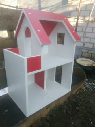 Кукольный домик, домик для кукол Барби. Бердичев. фото 1