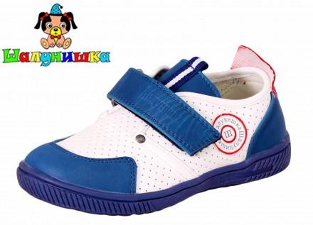 Кожаные туфли (мокасины) Шалунишка. Сумы. фото 1