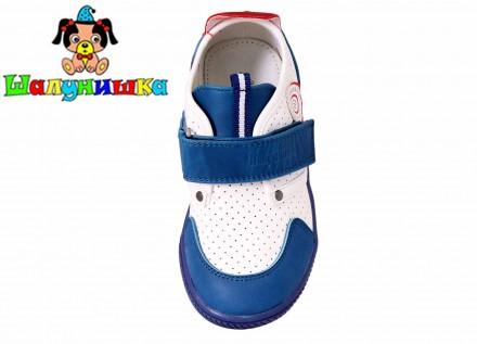 89facd55d Кроссовки для мальчика Шалунишка ортопед ― это очень удобная обувь для детей.  В. Сумы