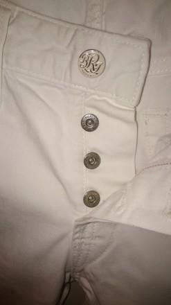 Роскошные белые джинсы от известнейшего итальянского бренда Replay. Качественный. Киев, Киевская область. фото 6