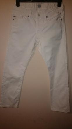 Роскошные белые джинсы от известнейшего итальянского бренда Replay. Качественный. Киев, Киевская область. фото 4
