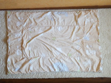Одеяльце с подушечкой, пододияльничек и наволочка. Прилуки. фото 1