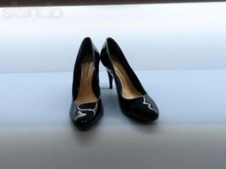 класичні чорні  туфлі ТМ Boterro Бразилія. Київ. фото 1