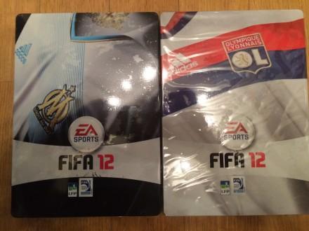 FIFA  2012 PS3 стилбук (игра) & Коллекционные стилбуки PS3 ( без игр ). Львов. фото 1