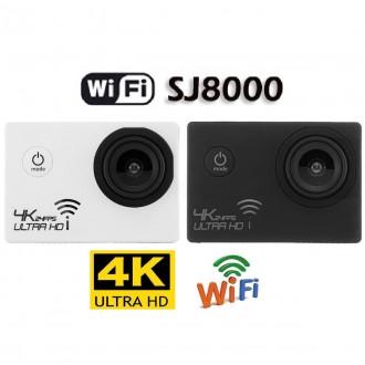 Экшн камера Sj 8000 HD 4K 16MP Wifi 2'' Action Camera (2017) Wi-Fi. Чернигов. фото 1