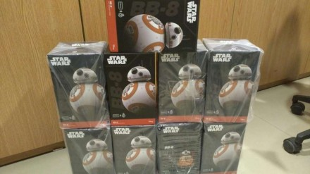 Sphero BB-8/ BB-9E Star Wars Droid робот дроид! Звездные воины купить. Киев. фото 1