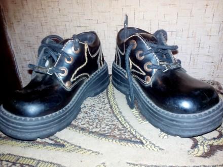 ботинки демисизонные. Черкассы. фото 1