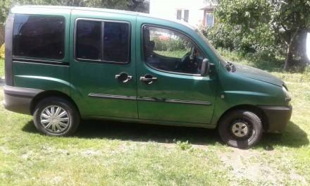 Автомобіль Фіат Добло 2003  р/вип. Бровары. фото 1