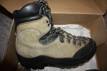 Продам альпинистские ботинки La Sportiva Makalu, 42. Киев. фото 1