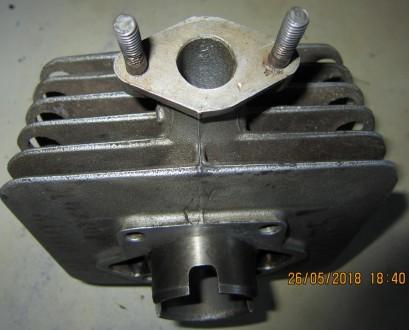 цилиндр SIMSON 60cm.немец. Чернигов. фото 1