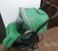 коляска трансформер Bacuizzi. Мелитополь. фото 1