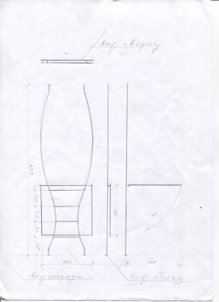 Подиумы, тумбы для стриптиза, подтанцовки пи-джеев (нержавейка)-изготовлены на з. Одесса, Одесская область. фото 3