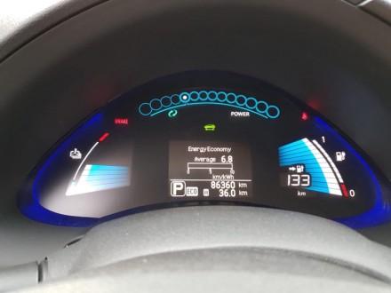 Продаем и консультируем Nissan Leaf S 2013-2016 с пробегом, в отличном техническ. Киев, Киевская область. фото 4