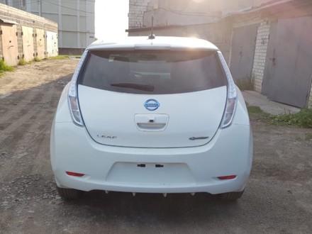 Продаем и консультируем Nissan Leaf S 2013-2016 с пробегом, в отличном техническ. Киев, Киевская область. фото 10