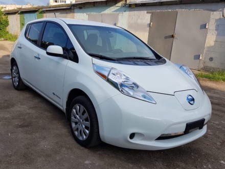 Электромобиль Nissan Leaf S 2013-2016. Киев. фото 1