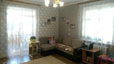 Продам 3-х комнатную квартиру в центре города,на улице Пятницкая.Квартира уютная. Чернигов, Черниговская область. фото 2
