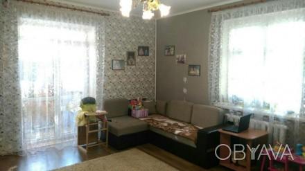 Продам 3-х комнатную квартиру в центре города,на улице Пятницкая.Квартира уютная. Чернигов, Черниговская область. фото 1