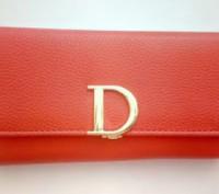 Распродажа! Женский кошелек Dior. Киев. фото 1