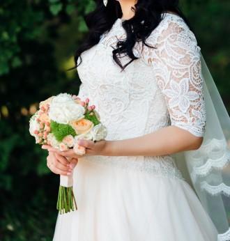 Свадебное платье. Киев. фото 1