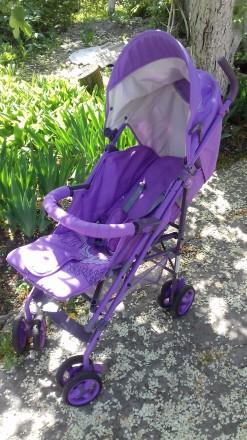 Дитяча прогулочна  коляска Geoby - весна-літо-осінь.. Переяслав-Хмельницкий. фото 1