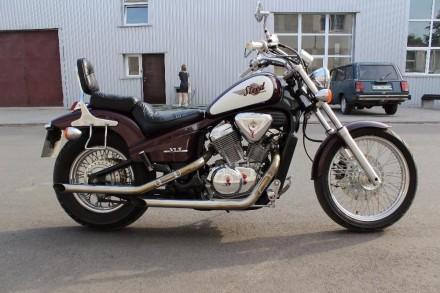 Мотоцикл HONDA Steed VLX 400. Винница. фото 1