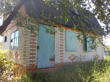 Дачный участок с домом в с. Никольское. Сумы. фото 1