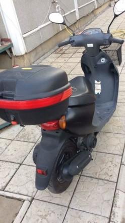 Японский скутер Suzuki Lets 4 (Сузуки Летс четвертого поколения) оснащается комп. Первомайск, Луганская область. фото 6