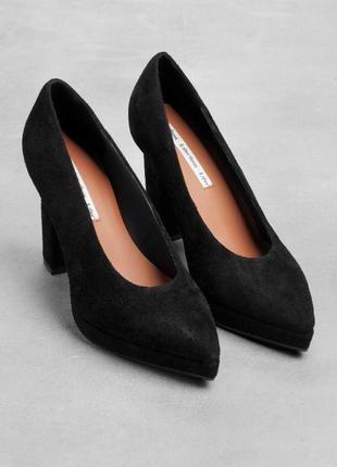 Кожаные туфли 39, 40 р. натур.замша, внутри кожа, креативный дизайн, стиль. Львов. фото 1